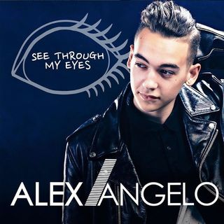 Alex Angelo Calls to chat about 'See Through My Eyes'