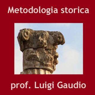 Metodologia storica