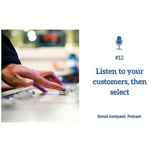 #12 How to choose your Customer Service channel mix