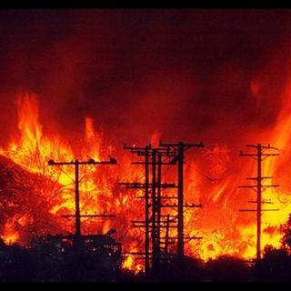ONME News Special:  California Wild Fires - Journalists Town Hall of Smoke Health Dangers in the Valley