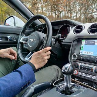 Mennesker i biler - med Thomas Klahn og lidt om Ford Mustang