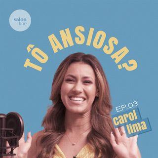 #3 - Entenda o que é a crise de pânico e seus sinais.   Tô Ansiosa? com Louie Ponto feat. Carol Lima