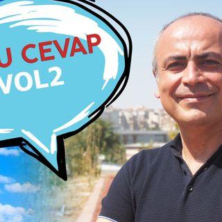 Merak Ettikleriniz. Soru Cevap 2. Prof. Dr. Duran Berker Cemil