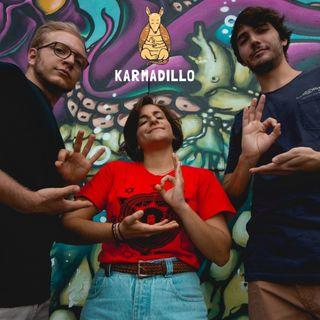 Road To Funk: una band strumentale-funk ferrarese molto groovy - Karmadillo - s02e04