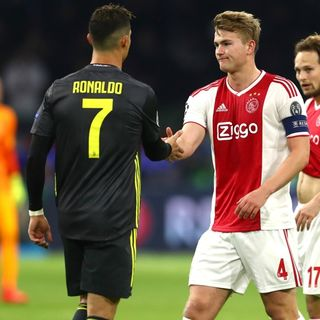 Ep. 89 (Ajax - Juve, Tottenham - City e United - Barça)