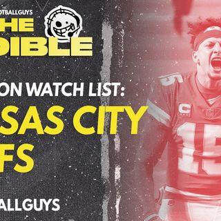 2021 Fantasy Football - Kansas City Chiefs Preseason Watch List