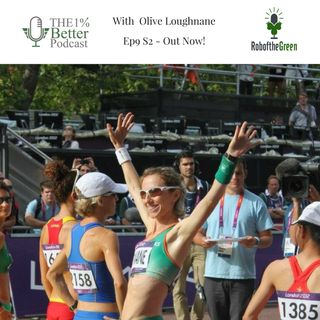 Olive Loughnane on Tenacity, Setting Goals, the Eye of the Tiger & Leaving Nothing on the Road! EP060