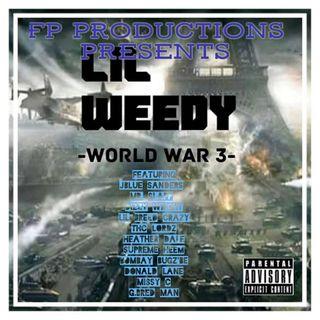 LIL WAR (INSTRUMENTAL) [PRODUCED BY JBLUE SANDERS]