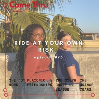 Ride At Your Own Risk #75