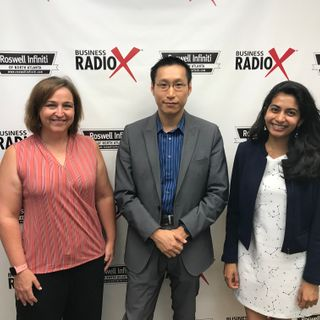 Family Business Radio, Episode 1:  Jennifer DeLoach, Bexley & DeLoach, and Saloni Desai, By Design LED