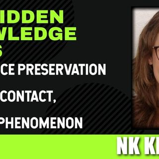 Experience Preservation - Trauma, Contact, and The Phenomenon with NK Kranda