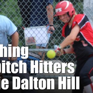 Episode 216 - Hitting Clinic Part 1 - Jennie Dalton Hill