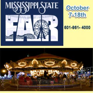 Mississippi State Fair 2020 presented by Countyfairgrounds