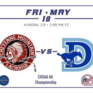 (7) Cheyenne Mountan vs (1) Dawson - 4A Championship