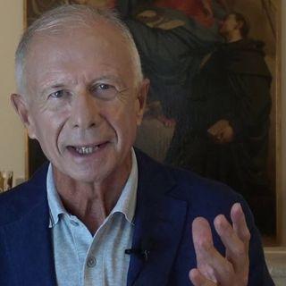 Padre Alberto Maggi Commenta da Radio Arancia il Vangelo di domenica 2 maggio 2021