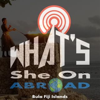 Bula Fiji Islands - What's She On Abroad?
