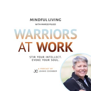 """Mindful Living"" with Marijo Puleo"