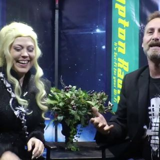 Westeros and Teen Titans with Lolley Lolley Cosplay: an interview on the Hangin With Web Show