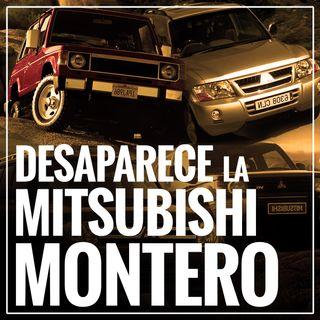 Desaparece la Mitsubishi Montero