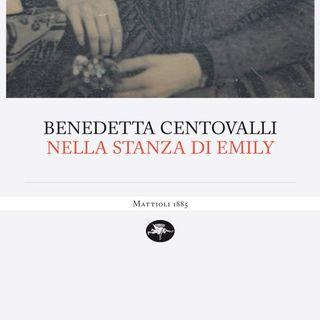 """Benedetta Centovalli """"Nella stanza di Emily"""" Writers Festival"""
