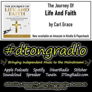 #MusicMonday on #dtongradio - Powered by 'The Journey Of Life And Faith' on Amazon