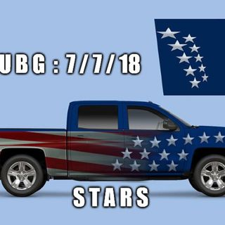 The Unpleasant Blind Guy : 7/7/18 - Stars