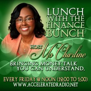 Lunch with The Finance Bunch 12/5