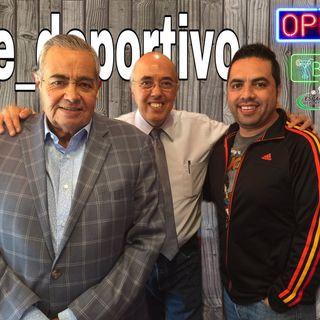 EL Rudo, Pepe y Alex en viernes Cervecero de Espacio Deportivo de la Tarde 29 de Marzo 2019
