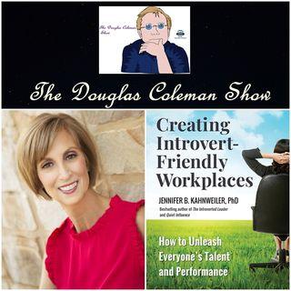 The Douglas Coleman Show w_ Jennifer Kahnweiler