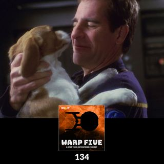 Warp Five : 134: My Dog Can Drive My Car and do Math Problems