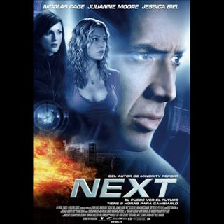 "Into the Kingdom Retreat, Day 4: ""Next"" Movie Talk by David"