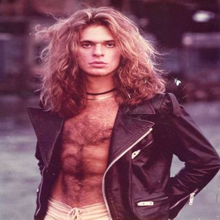 Cumple de David Lee Roth