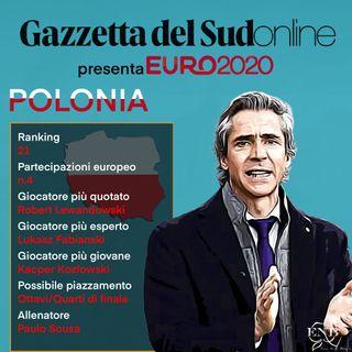 """Euro 2020 Girone E, """"Gazzetta presenta"""": la Polonia ha il cuore tricolore e il bomber dei bomber"""