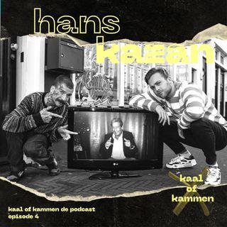 Hans Kazan (Goochelaar)  - S01E04
