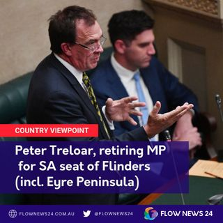 Peter Treloar MP, member for Flinders, on the SA Abortion debate