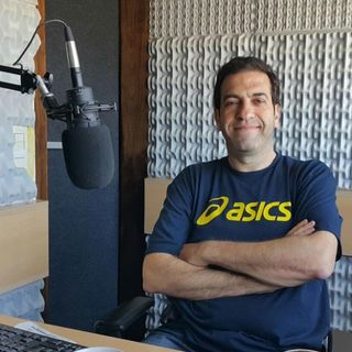 Episodio 44: Periodismo en Primera Persona con Mario Caira