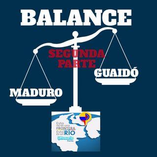 Balance Maduro Guaidó parte 2