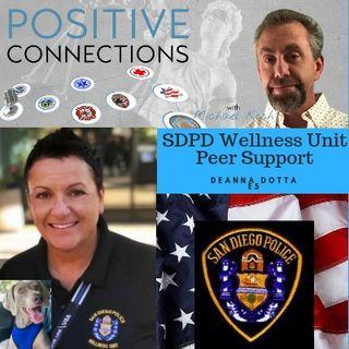 San Diego Police Wellness Unit: Deanna Dotta