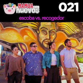 Escoba vs Recogedor - MCH #021