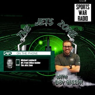 The Jets Zone: Michael Lombardi Interview