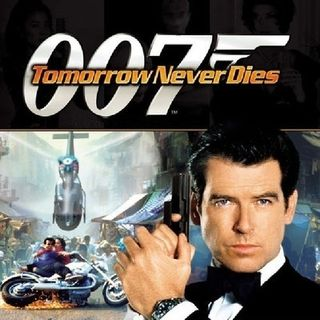 James Bond: Licence to Podcast - Tomorrow Never Dies