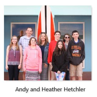 Episode 011 - Andy and Heather Hetchler