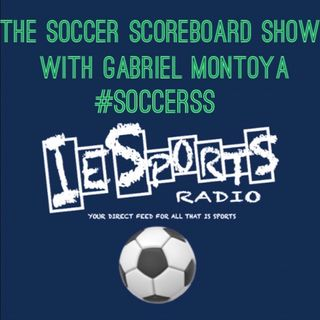 The Soccer Scoreboard Show- MLS All Star success, LA Galaxy in trouble, and Premier League around the corner