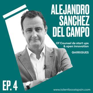 """Episodio 04: Abogacía e innovación ¿Son términos incompatibles? La abogacía del futuro en la """"nueva realidad"""" con Alejandro Sánchez"""