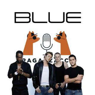 Blue: tubetti di gel, una spruzzata di Calvin Klein e testosterone a palla