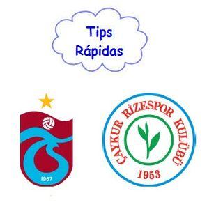 Turquia - Trabzonspor Vs Rizespor
