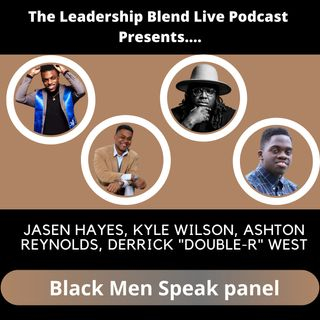 Season One, Twenty-Seven: The black men speak panel