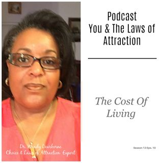 The Cost Of Living The Life You Want