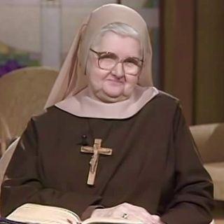 FLASHBACK: Mother Angelica Beast Mode