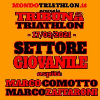 TRIBUNA TRIATHLON N° 3 - SETTORE GIOVANILE